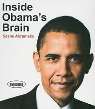 Inside Obama's Brain Sasha Abramsky 2010 CD Unabridged Political Audio President