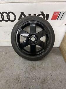 "AUDI TT MK1 98-06 8N 17"" Inch Ronal Alloy Wheel Black 8N0601025A 7.5J ET32 5X100"