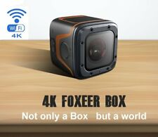Foxeer box Action Cam 16MP 4K WiFi Waterproof Sports Camera 155° Wide-Angle Lens