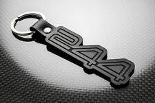 Volvo 244 Leather Keyring Keychain Schlüsselring Porte-clés GL GLE GLT 4dr Turbo