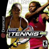 Tennis 2k2 Sega Dreamcast Game Used Complete