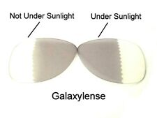 Galaxy Replacement Lens For Oakley Dispatch 2 Sunglasses Photochromic Transition