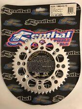Renthal - 121U-428-48GPSI - Ultralight Rear Sprocket, Silver - 48T