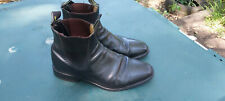 RM Williams Black  Boots Size 8