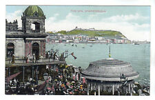 The Spa - Scarborough Photo Postcard c1908