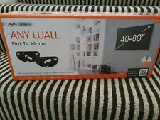 AVF PREMIUM-Flat To Wall TV Mount-NML8P- 40-80 INCH - BNIB