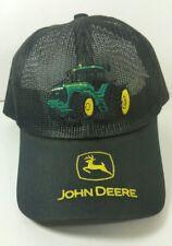 Vintage JOHN DEERE Mesh Snapback Trucker Hat MPC Louisville 80's Baseball Cap