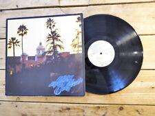 EAGLES HOTEL CALIFORNIA LP 33T VINYLE EX COVER EX ORIGINAL 1976 GATEFOLD