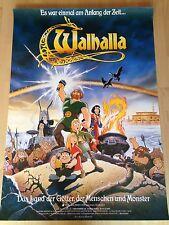 Walhalla Kinoplakat Poster A0, 84x119cm