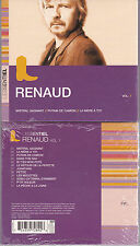 CD DIGIPACK 12T RENAUD BEST OF NEUF SCELLE DE 2003