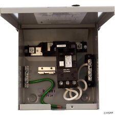 Load Center, GFCI Disconnect, 115v/230v, DP, 50A - U4881-O-50GB