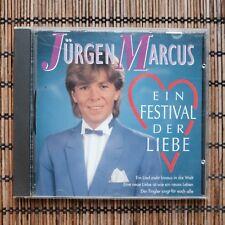 JURGEN MARCUS - EIN FESTIVAL DER LIEBE  - CD