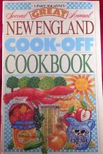 New England Cook-Off Cookbook Second Annual Yankee Magazine Publication