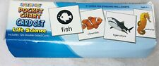 Smethport Life Science Pocket Chart Card Set Educational Learning Game