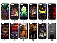 Five Nights At Freddy Night For iPhone iPod Samsung LG Moto SONY HTC HUAWEI Case