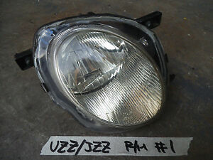 MoToyota JZZ 1JZ/UZZ 1UZ SOARER headlight high beam L/H passenger side sec/h #1