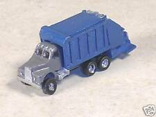 Z Scale 1955 B Model Mack Garbage Truck