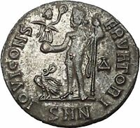 Licinius I Constantine The Great enemy Ancient Roman Coin Jupiter Cult   i39540