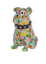 Pomme-Pidou - Money Bank - Buddy the Bulldog - Light Blue