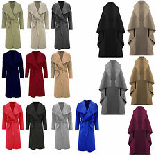 Unbranded Knee Woolen Coats & Jackets for Women