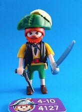 Playmobil  Pirata con pistola y espada pirate with sword and pistol 4127