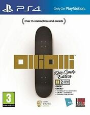 OlliOlli Epic Combo Edition Ps4 PlayStation 4 Olli Ollli