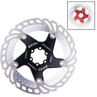 ZTTO MTB Mountain Bike Brake Disc Floating Rotor 140 160 180 203mm W/ T25 Bolts