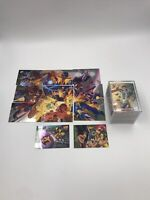 1994 Fleer Ultra X-Men Complete Base Set 1-150 + Limited Edition Subset 1-9 Etc