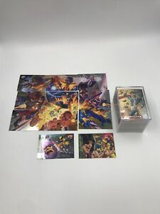 1994 Fleer Ultra X-Men Complete Base Set 1-150 + Limited Edition Subset 1-9 Etc