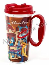 NEW Disney Parks 2015 Christmas Holiday Red Souvenir Cup Mug Toy Story Mania