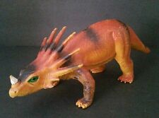Imperial Dinosaur Toy Plastic Collectible Diorama Model Figure 10 Inches 1985