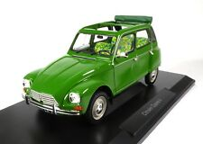 Citroën Dyane 6 1975 vert Tuileries 1:18 Norev Voiture Model Car 181621