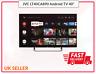 "New JVC LT40CA890 Android TV 40"" Smart 4K Ultra HD LED Google Assistant RRP £420"