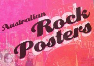 🎸 2006 AUSTRALIAN ROCK POSTERS & STAMPS PRESTIGE BOOKLET FV $10🥁 CLASSIC STUFF
