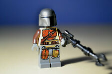LEGO STAR WARS The Mandalorian Minifigure brand New 75254 No cape!