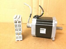 Beckhoff Stepper Motor As1060 1120 Amp Terminal Kl2541 With Incremental Encoder