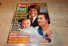 Neue Post 50/1991 TB Roy Black,Maria Schell 1/4 Seite,Freddy Mercury