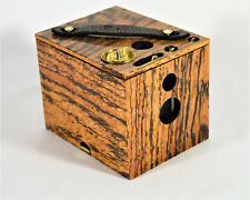 KODAK BULLSEYE No 2 MODEL C BOX CAMERA c.1896-1913 ROLLFILM CUSTOM ANTIQUE WOOD