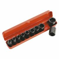 "Sealey AK56/11M Impact Socket Set 10pc 1/2""Sq Drive Metric"