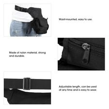 Two Way Radio Pouch Walkie-Talkie Storage Reflective Pouch Military for Hiking