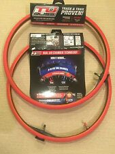 "Nuetech TUbliss 21"" + 18"" MX Tubeless Tire System Gen 2 BOTH TIRES COMPLETE KITS"