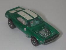 Redline Hotwheels Green 1969 Heavy Chevy oc17696