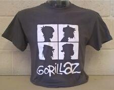 Gorillaz 'Charcoal' T-shirt