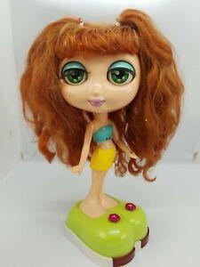 Mattel 1999 Diva Starz Interactive Doll Red Hair Green Eyes