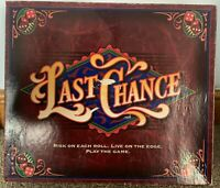 Vintage 1995 Last Chance Board Game By MB Games - Complete With Instructions