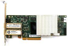 HP (593742-001) NC523SFP Dual Port SFP+ - 10Gbps Full Height PCIe-x8 (593717-B21