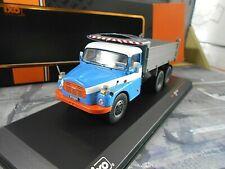 TATRA T 148 S3 T148 LKW Truck Camion blau Muldenkipper Kipper 1977 IXO 1:43