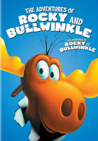 THE ADVENTURES OF ROCKY AND BULLWINKLE (BILINGUAL) (DVD)