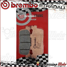 PLAQUETTES FREIN ARRIERE BREMBO FRITTE 07069XS SYM HD2 125 2010 2011