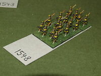 15mm classical / greek - Peltasts 16 infantry - inf (1548)